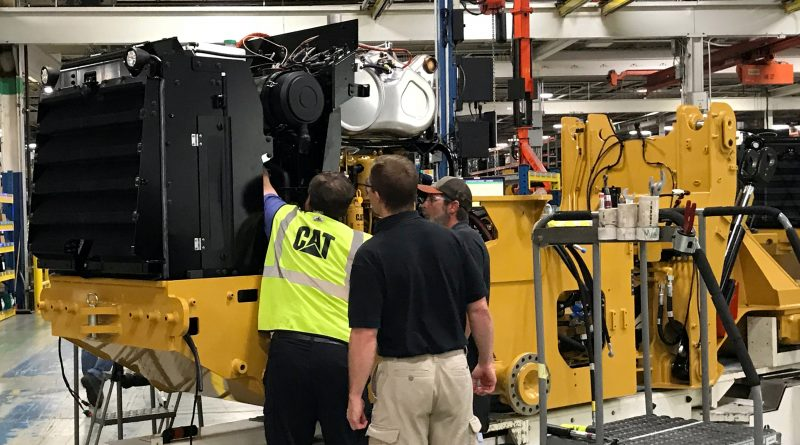 Caterpillar leans on old playbook to cope with Trump tariffs