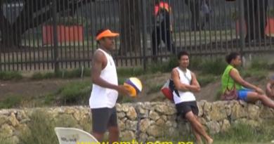 PNG Beach Volleyball Federation kicks off Championships