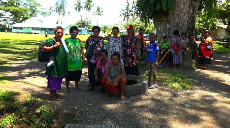 National Baptist Women's Conference in Lae Ends