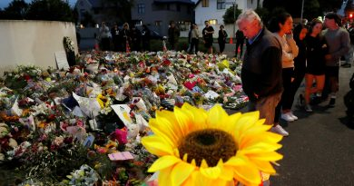 Accused Christchurch shooter pleads not guilty to all charges in New Zealand court