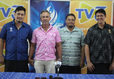 Samoa raises the bar in Pacific Games Broadcasting