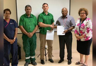 St John Ambulance and Paradise Private Hospital Sign Agreement