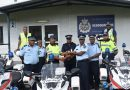Solomon Islands Police receives motorcycles from RPNGC