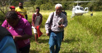Rigo eyes reopening of rural airstrips