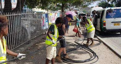 Coral Sea Cable work set to commence in Solomon Islands