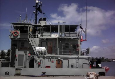 PNGDF's HMPNGS Lakekamu to bring supplies to Manam Islanders