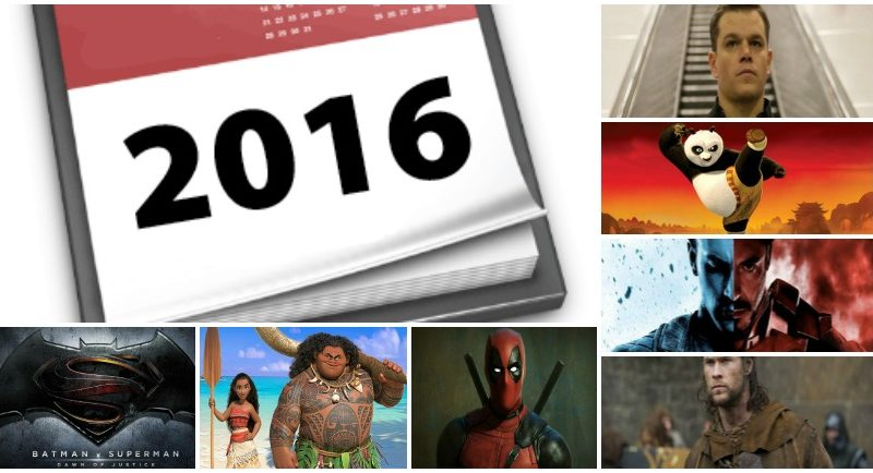 Top 8 Movies coming out in 2016 - EMTV Online