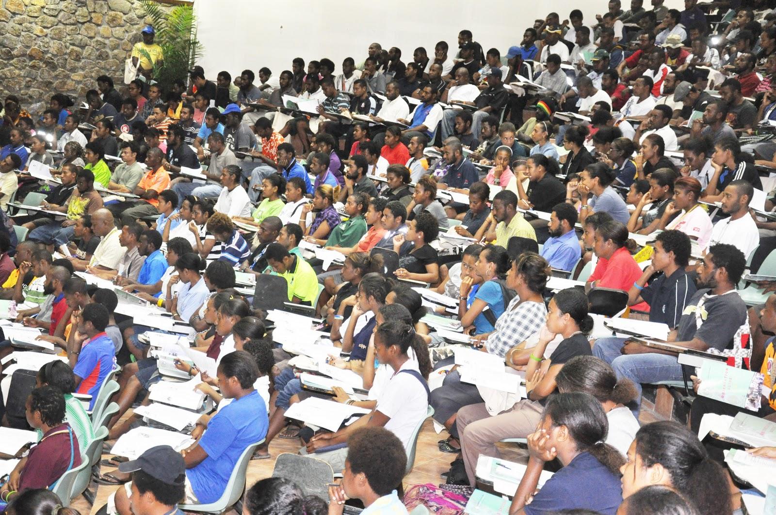 UPNG Suspends 2016 Academic Year EMTV Online