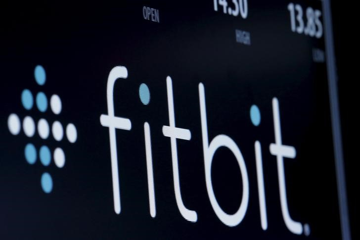 The Ticker Symbol For Fitbit Is Displayed At The Post Where It Is