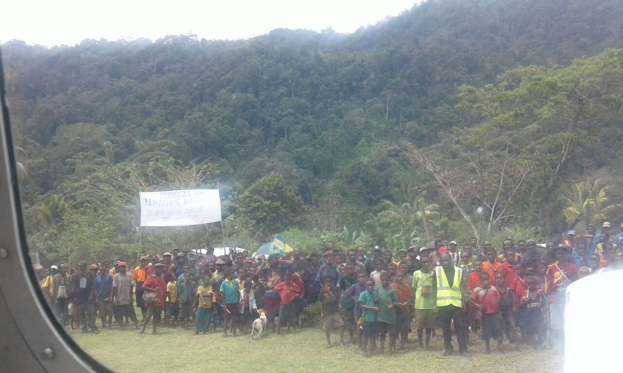 Yalumet, Kabwum District, Papua New Guinea