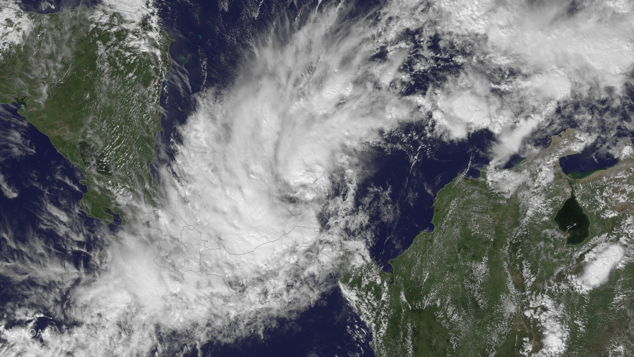 Tropical Storm Otto Forms Over Atlantic NHC
