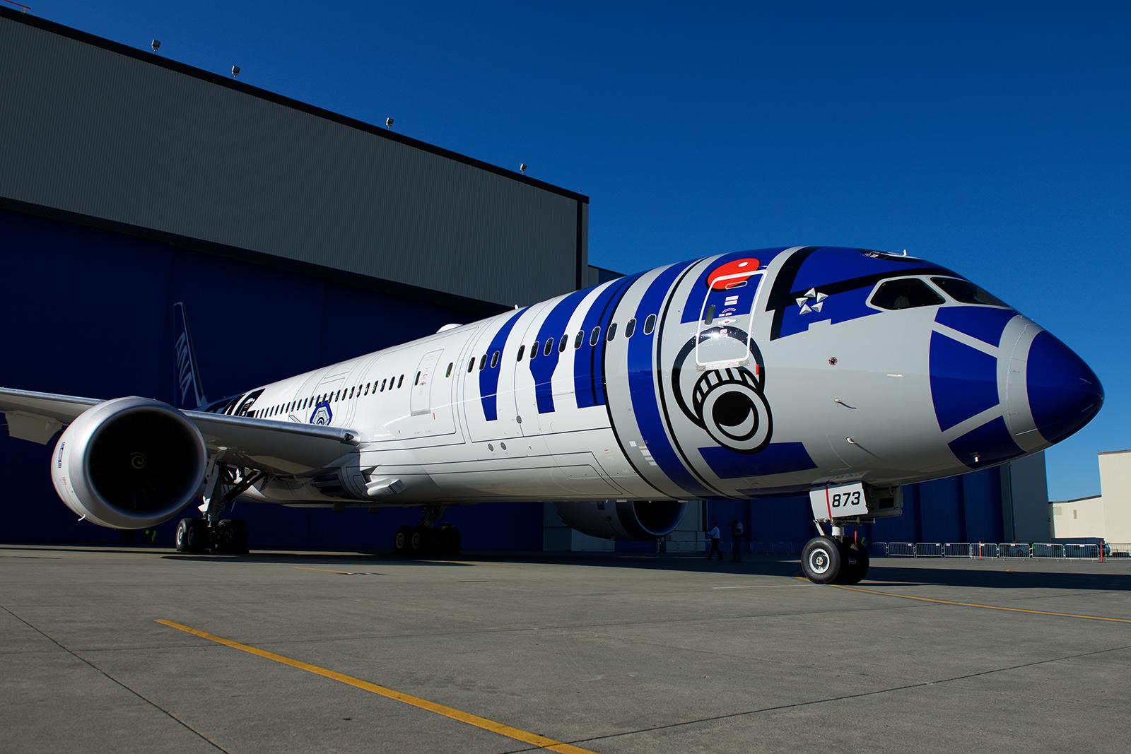 Japan's All Nippon Airways - Star Wars