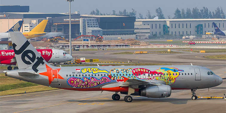 Singapore's Jetstar