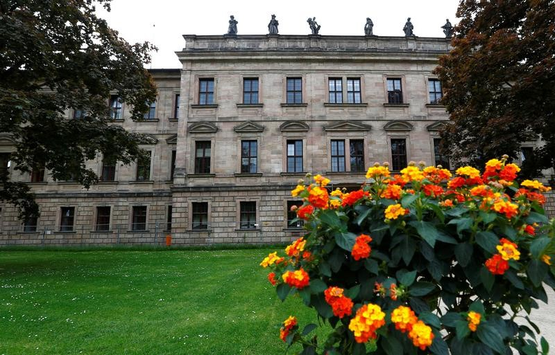 University 'Friedrich-Alexander-Universitaet' Erlangen-Nuremberg is pictured in Erlangen, Germany, May 13, 2016.    REUTERS/Michaela Rehle
