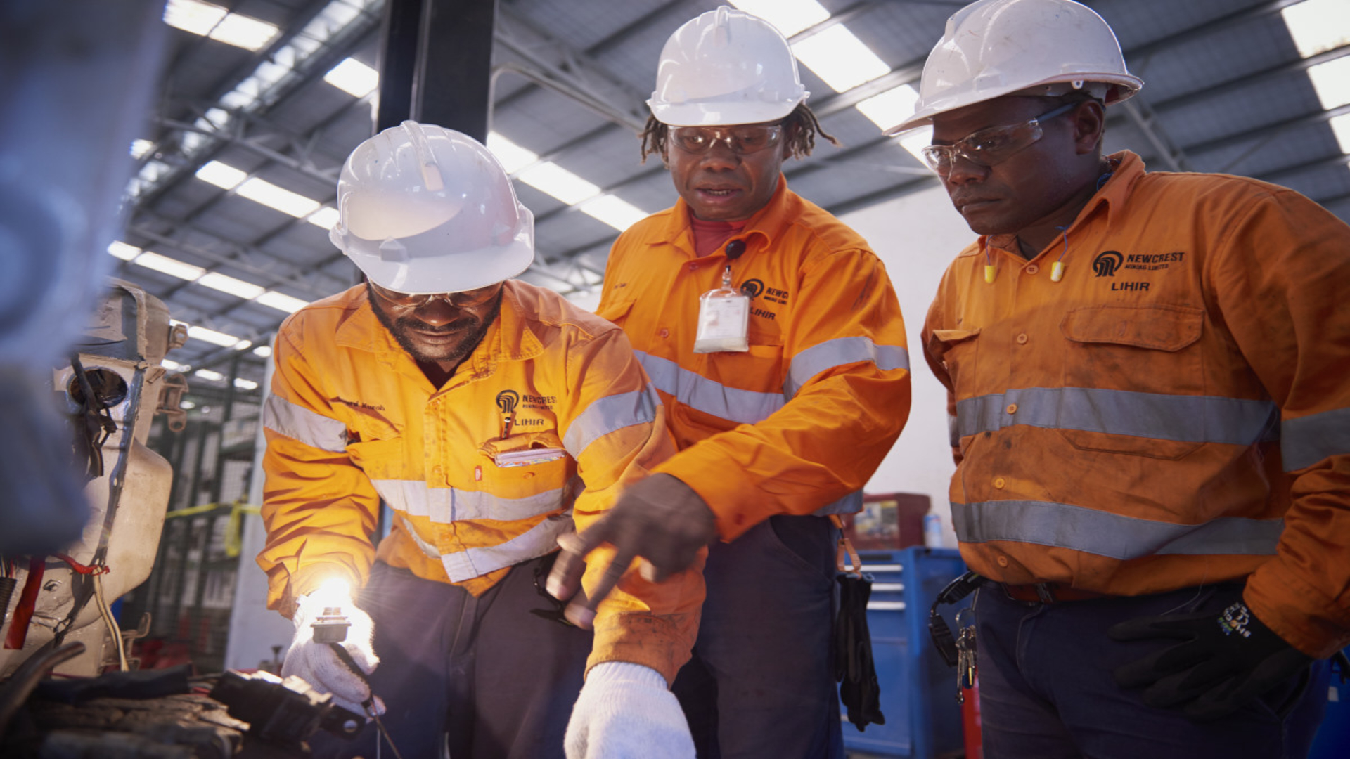 Newcrest Major Backer Of Png Mining And Petroleum