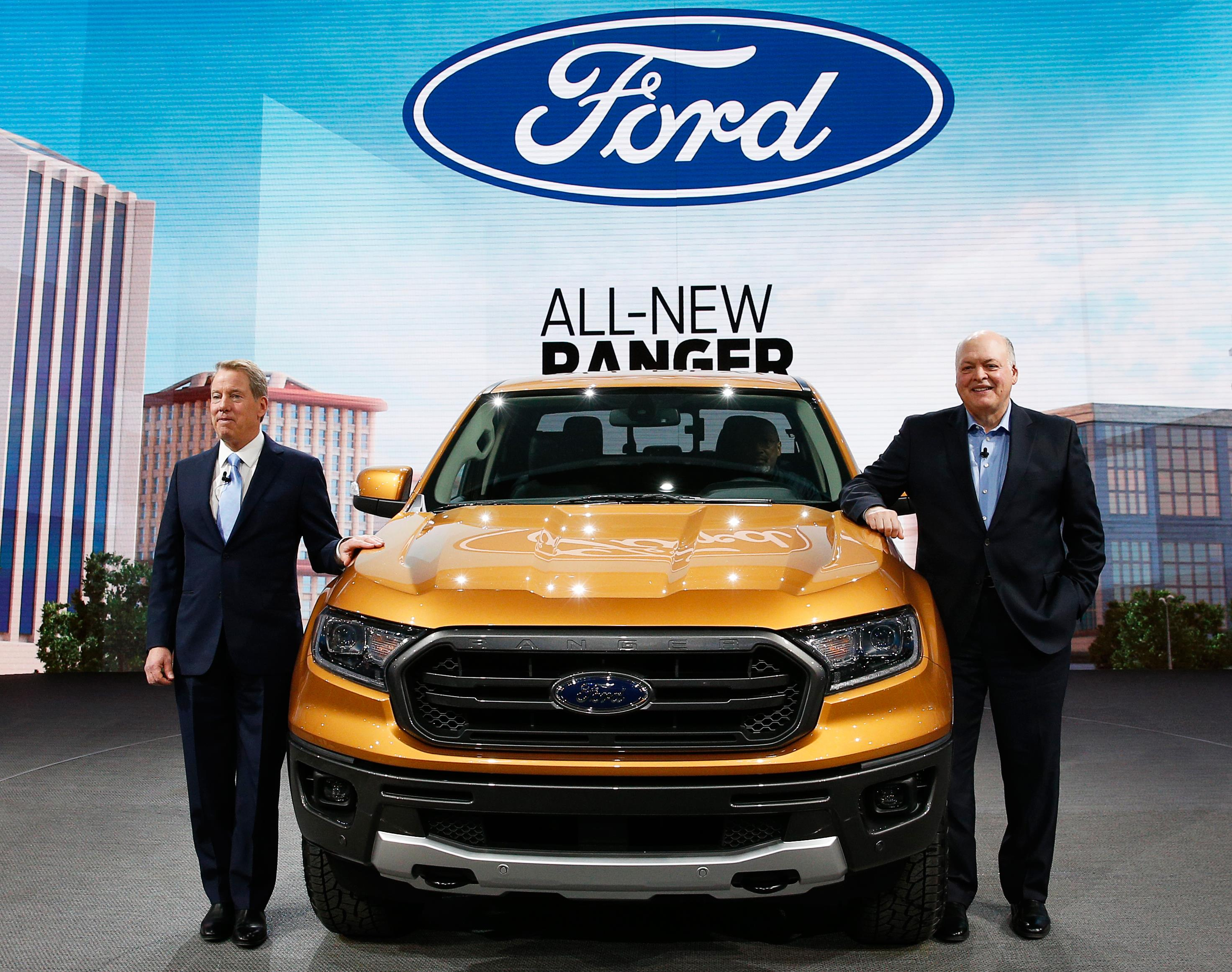 Ford plans 11 billion investment 40 electrified vehicles by 2022 emtv online