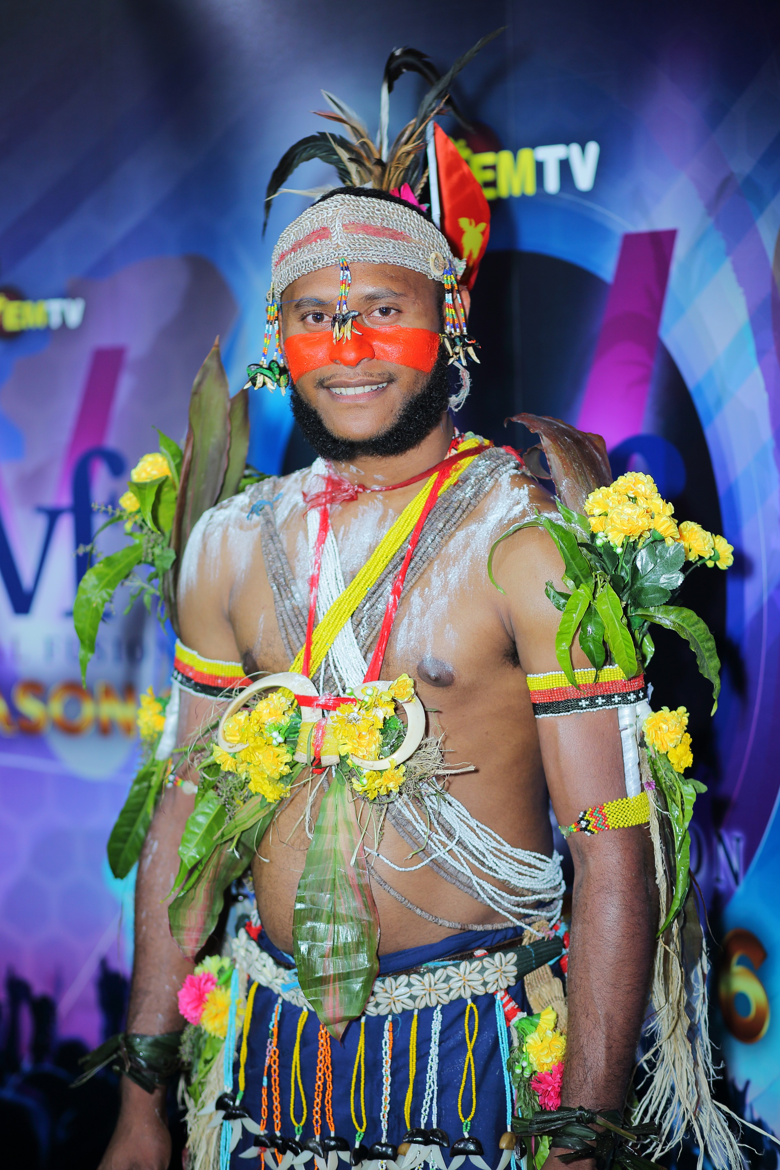 One of the two contestants from our Mt Hagen audition is 28 year old Joseph Baital. Joseph lives in Goroka and had to traveled to Mt Hagen to audition. He is from Siassi in the Morobe province and enjoys listening to Ballet music. Joseph's favourite artist is fellow Morobean and Jokema's front man Honlly Issac.