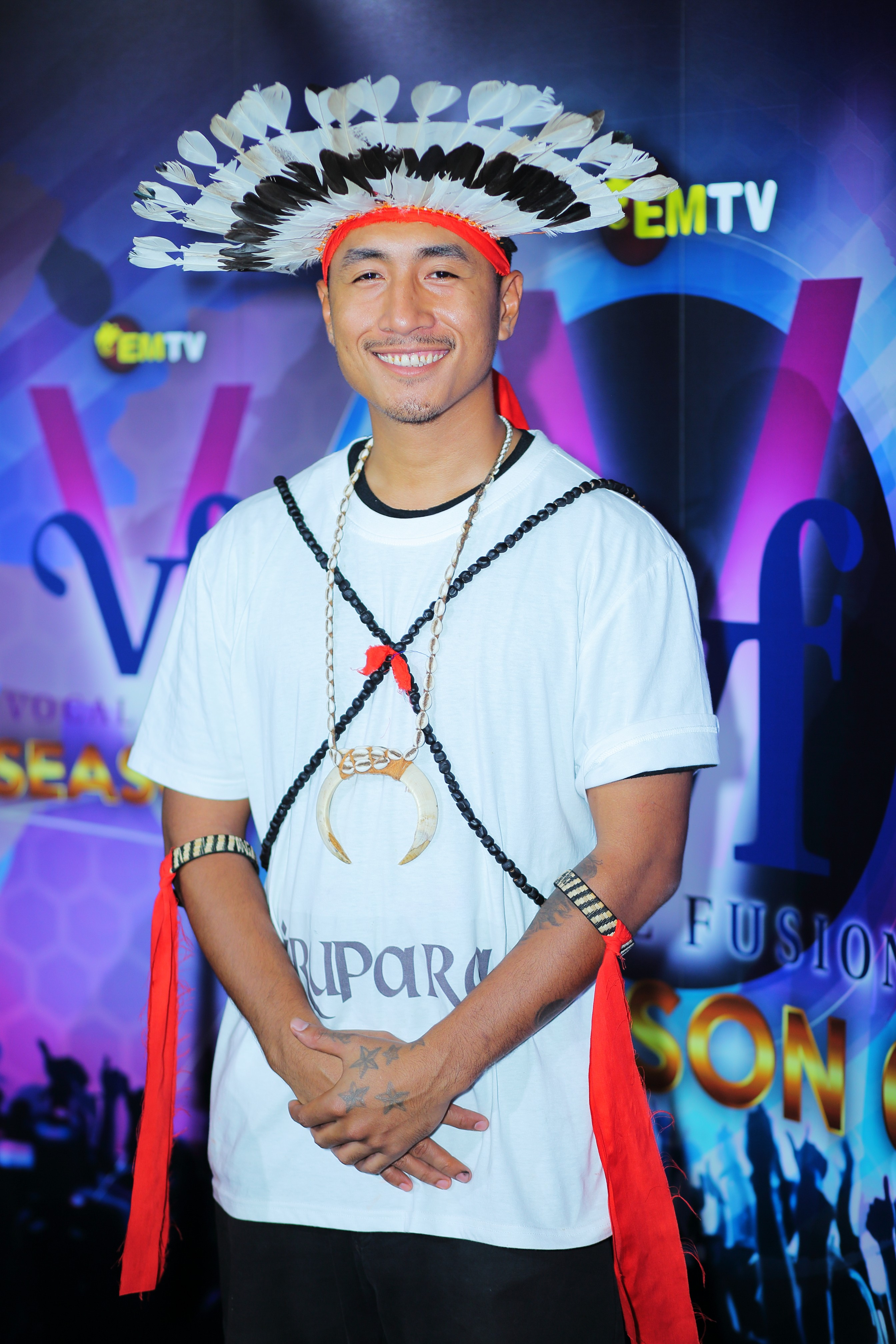 Representing Port Moresby is 24 year old Christopher Vela. Christopher hails from the Central province and loves Boyz II Men. His favourite musical genre is Soul.