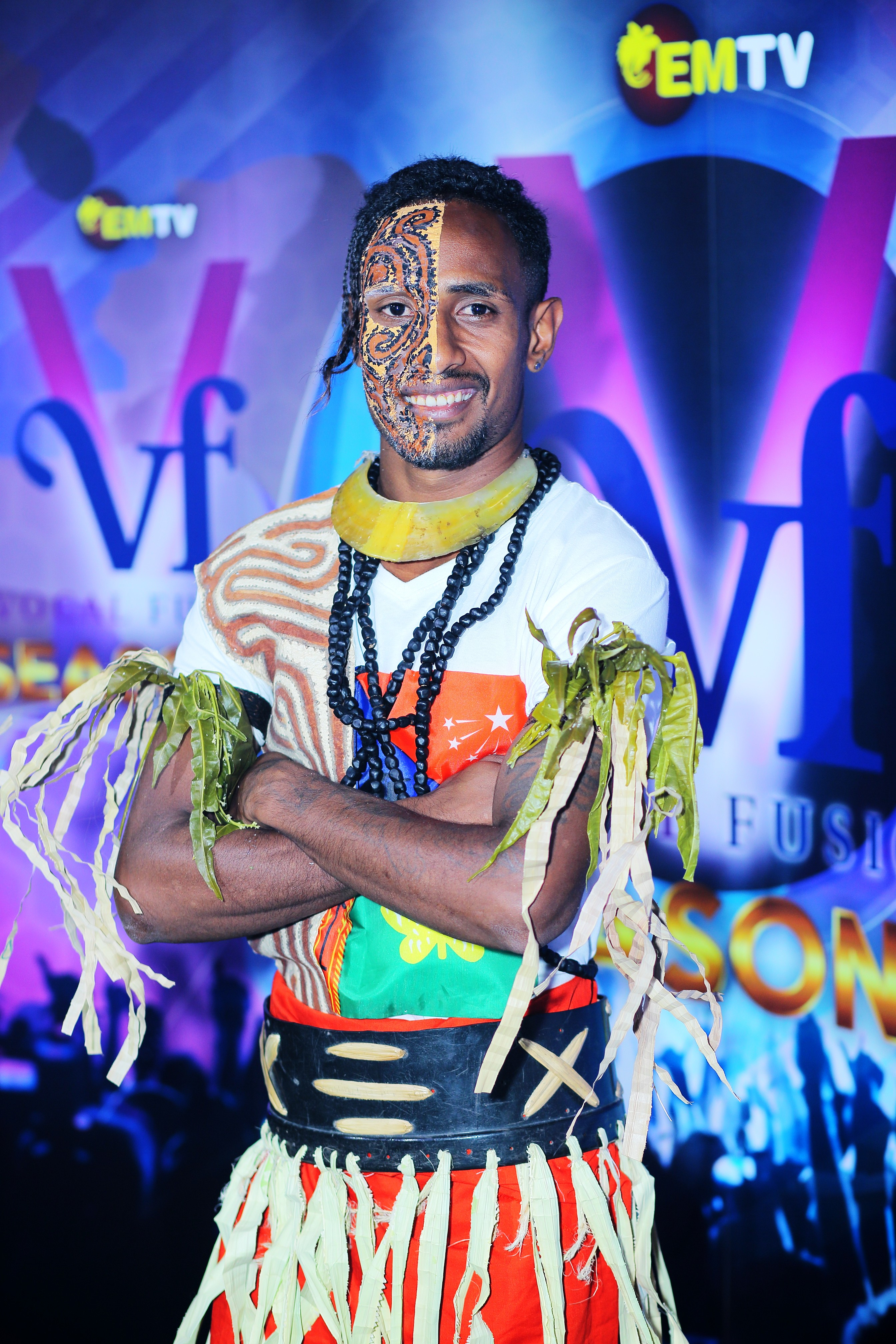 Rava Gandari hails from the Central and Northern provinces and is one of the contestants from our Port Moresby audition. The 23 year old enjoys listening to RnB music and says his family were the ones who pushed him into auditioning this year.