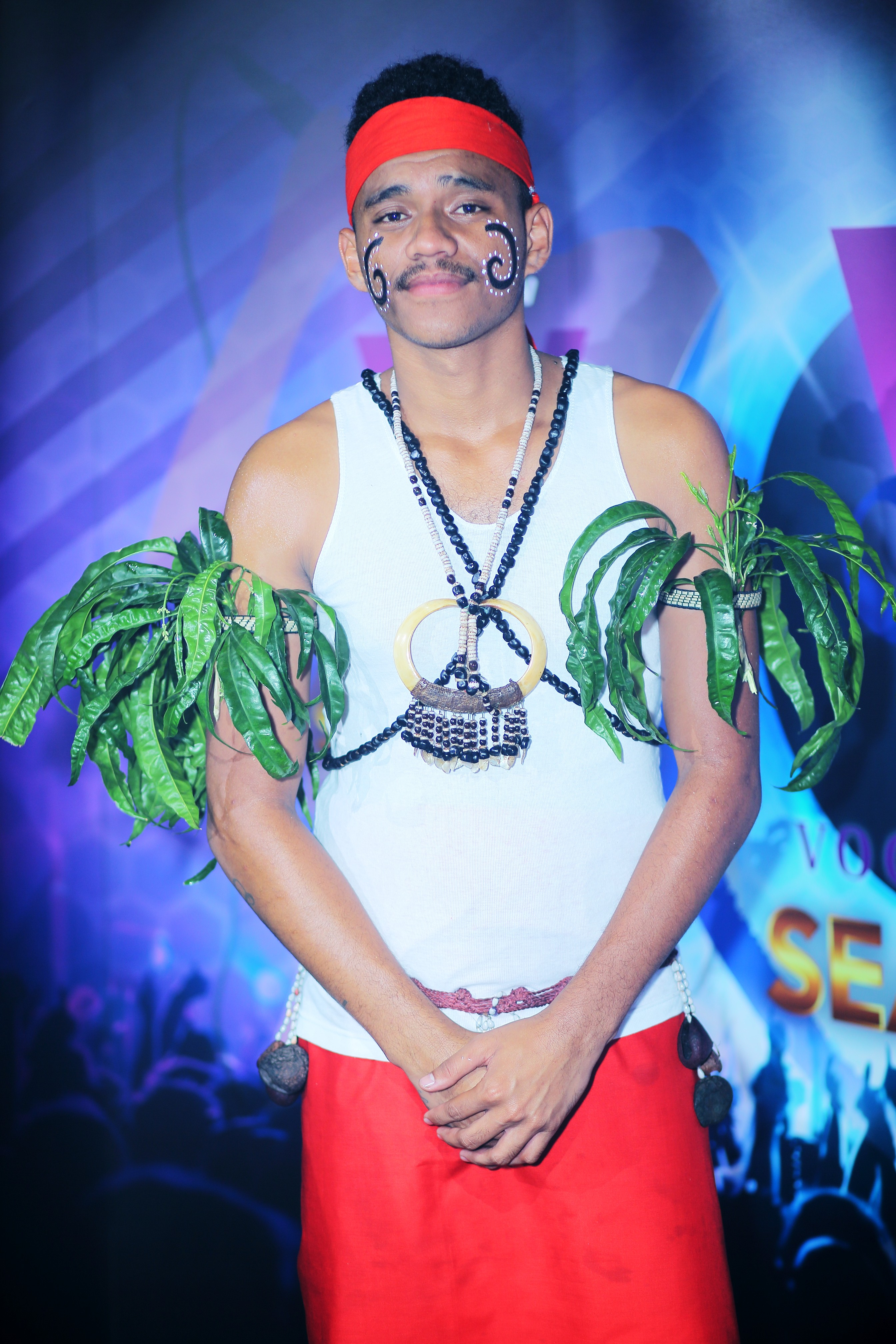 One of seven Port Moresby contestants is young Emmanuel Ola. Emmanuel is 20 years old and hails from Keapara in the Central province. He loves listening to RnB and says his musicial idol is Ragga Siai.