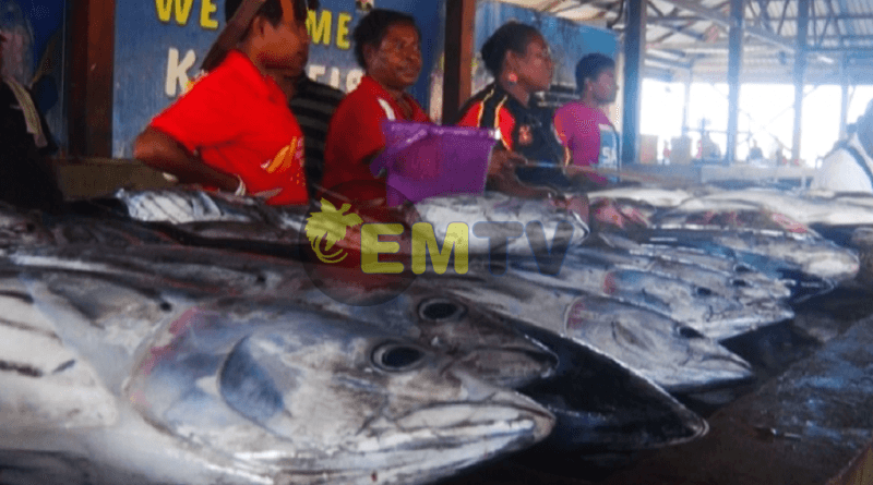 Fishing business in Port Moresby affected due to APEC restrictions to night fishing
