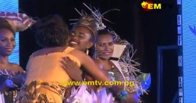 Miss Madang Resort Crowned Miss Pacific Islands Pageant PNG
