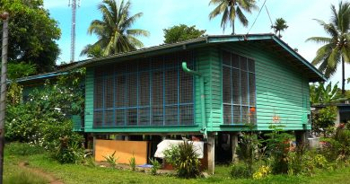 Warrant of Execution Issued out to Lae's City Planner after an Eviction Order