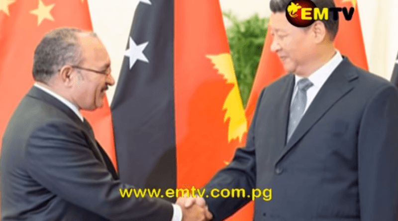 China's President visit expected to Strengthen ties between China and PNG