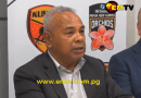 PNGRFL CEO encourages Fans to attend last Kumuls Game for 2018
