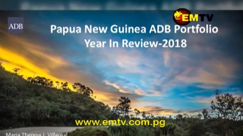 Asian Development Bank Closes 2018 in PNG On A High