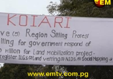 Frustrated Koiari Landowners Demand Response to their Petition