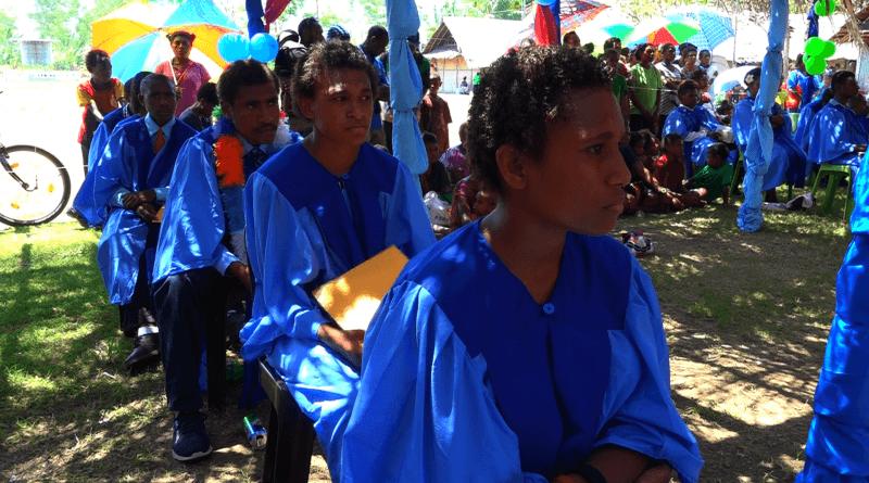Tanam Advantist Primary School graduates pioneer grade eight students