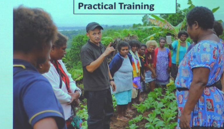 JICA Presentation Highlights Challenges faced by Volunteers