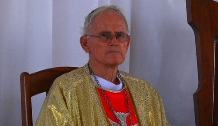 Retired Catholic Bishop Christian Blouin passes on