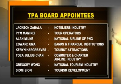 Tourism, Arts & Culture Minister welcomes appointments to TPA board