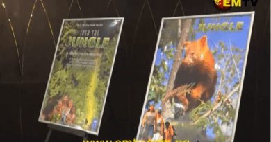 'Into the Jungle' premieres in Australia