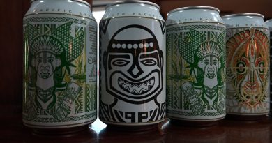 SP Brewery Launches Export Lager Art Series