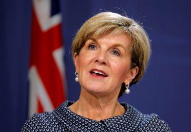 'Finest foreign minister' Australia's Julie Bishop to retire from politics