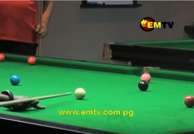 2019 POM Corporate Snooker Competition to begin next month