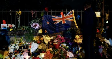 New Zealand PM Ardern targets gun reform laws after weekend of mourning