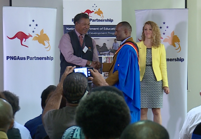 22 participants from TVET colleges graduated with diploma in leadership & management