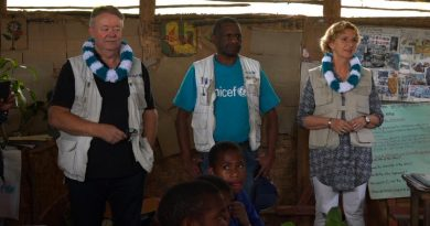 UNICEF supports earthquake affected areas