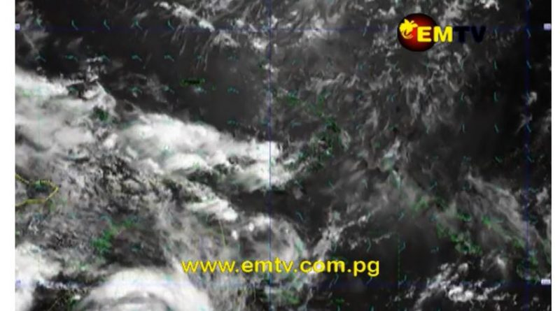 National Weather Service issues warning for tropical cyclone