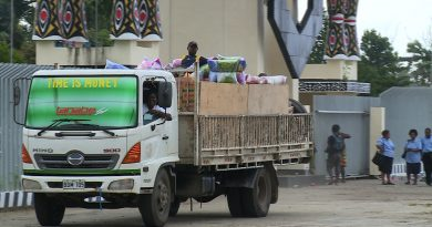PNG Customs to roll out new 'Supermarket Approach' at Wutung Border