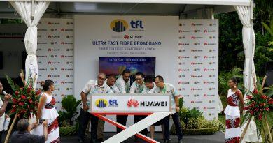 Telecom Fiji Partners with Huawei in Ultra-fast Fiber Broadband