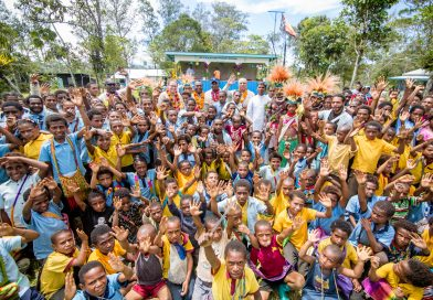 PNG LNG Invests in Education Improvements in Hela Province