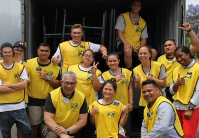 Pacific Assist Partner with The Church of Jesus Christ of Latter Day Saints