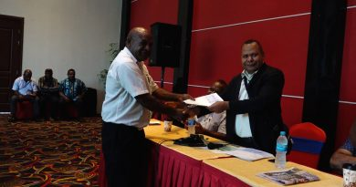 Hela Provincial Government continues funding Human Resource