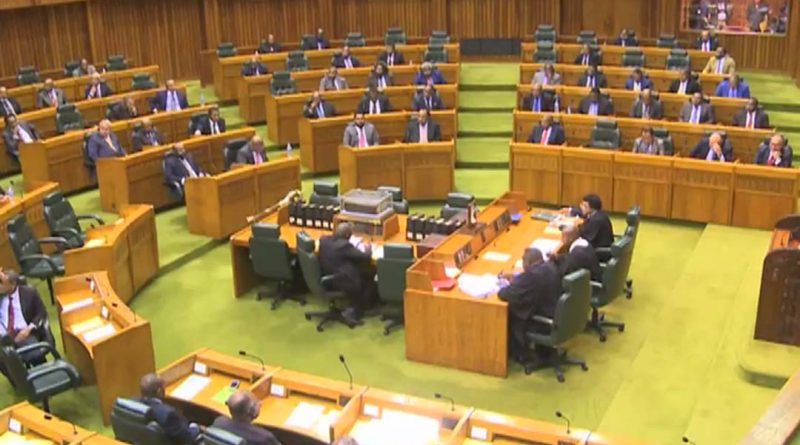 Week in Review: PNG Politics