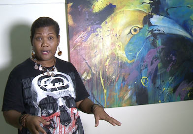 PNG Fine Arts Gallery Helps Foster Growth of PNG Art Industry